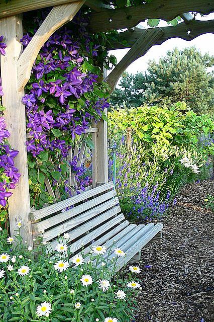 别墅庭院设计风水之花卉