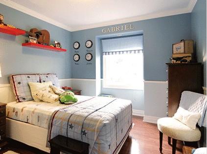 儿童房装修卧室风水 给宝宝健康的生活环境 - 家居