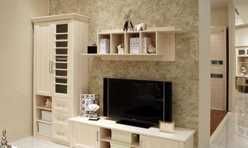 电视柜的装修设计该如何搭配