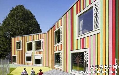 国外幼儿园建筑设计