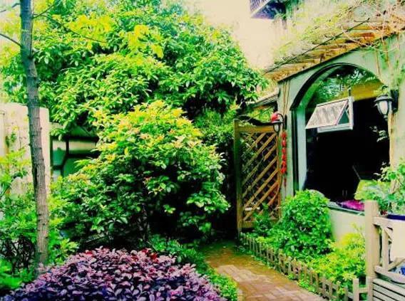 自建房,别墅庭院设计,日本做的真好
