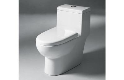 下排式马桶选购要注意的是排污口中心点离墙的距离