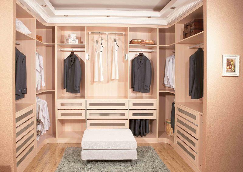 收纳衣柜安装步骤图