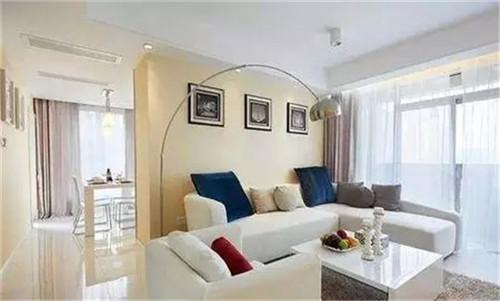 45款客厅装修效果图 沙发茶几搭配比电视背景墙更重要